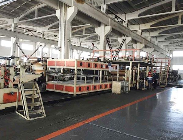 Shuangou Flooring Fábrica